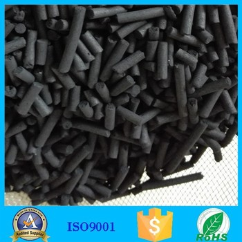 Special Cylindrical Activated Carbon for Recycling of Organic Solvent