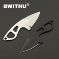 Factory offer small survival camping sharp knife mini self-defense multi tools