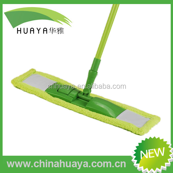 hot fashion floor cleaning chenille microfiber flat mop frame C006A