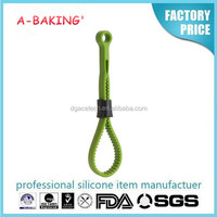 Silicone Twist GREEN Jar Bottle Grip Opener Follow Focus Ring New
