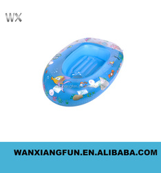 New desig durable high quality inflatable baby boats for sale