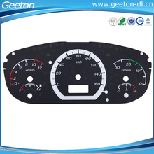 Screen Printing Custom 2D Instrument Cluster Digital Speedometer For Car