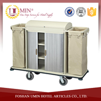 Hotel Cleaning Equipment Housekeeping Trolley
