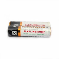 LR03 1.5V alkaline AM-4 alkaline 150mins discharge time Metallic jacket Super dry Alkaline battery