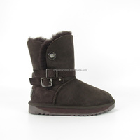casual boots women winter shoes