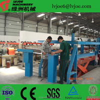 2016 distinctive gypsum plaster board/drywall production line/manufacturing plant