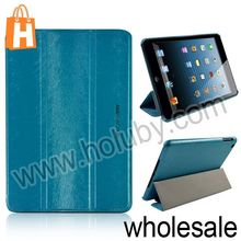 DiscoveryBuy Tri-fold Stand Leather Case for iPad Mini 2 Retina