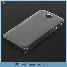 2017 guangzhou PC hard transparent mobile phone back cover case for lg g pro lite dual d686