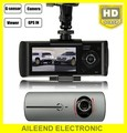 China dual lens fhd 1080p car dash camera hd dvr video recorder