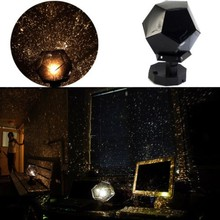 2016 Creative Romantic Astrostar Laser Projector Cosmos Night Light DIY Lamp Gift