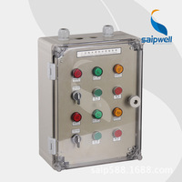 400*300*160mm Electric Large Panel Button/Switch Control Cabinet Weatherproof Enclosure Box