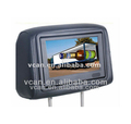 VCAN HAD-800 8 inch Touch Screen taxi headrest (WIFI 3G CDMA)