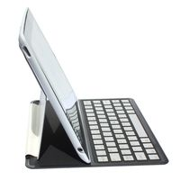 High quality ultra thin aluminium wireless keyboard for iPad Mini