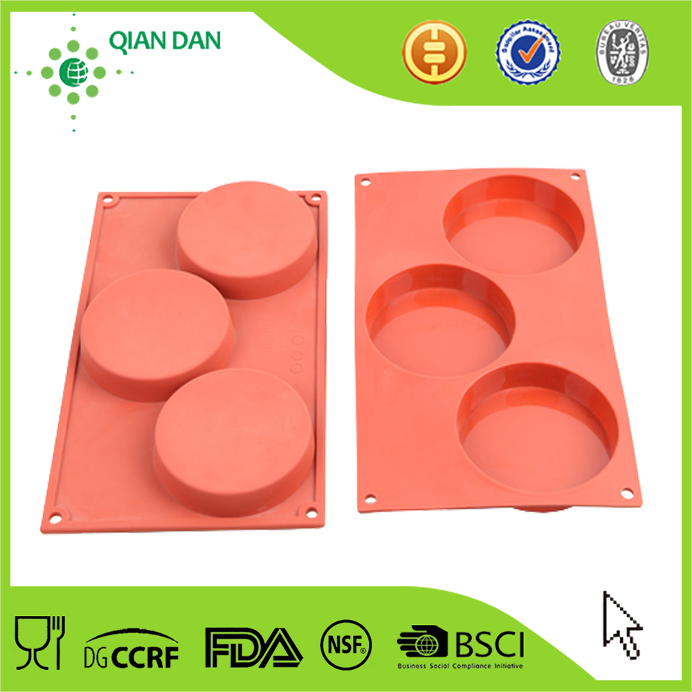 Cake mould/Muffin pan/Siliocne cake mould