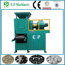 E.P new type coal dust briquette making machine with good price