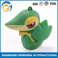 Supplier Company Squirrel Shaped Gel Stress Ball