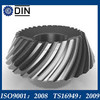 Perfect helical bevel gears for transmission part