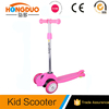 Customized push trick scooters for 2-14 years old