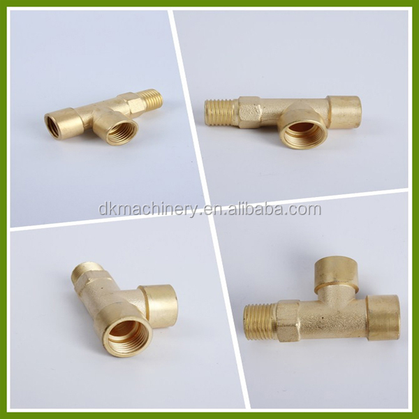 High Pressure Steam Fittings tee joint pipe tube pipe fittings