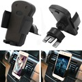 2-in-1 Cell Phone Mount Car Air Vent and CD Slot Car Cradle Holder for iphone 7