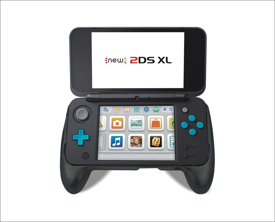 Game Handle Grip For New Nintendo 2DS XL / 2DS LL Console