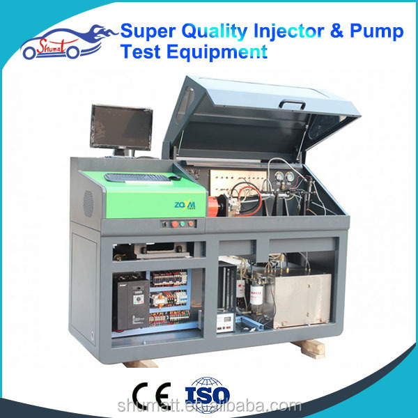Common rail pump & injector test bench ZQYM-618B wth EUI / EUP function