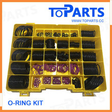 4C-4782 O-RING KIT 4C4782 O RING SEALS BOX FOR 4J0523 4J5477 6V8397 6V8398 7J9108 3K0360 304606