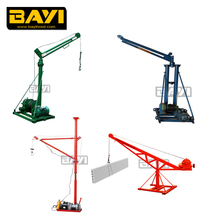 Wholesale mini truck mounted crane for lifting heavy cargo