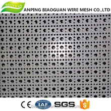 low carbon steel Wind Dust Network cheap perforated metal for lowes gutter guard