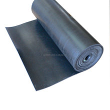 "Neoprene CR - Commercial Grade - 60A - Rubber Sheet - Smooth Finish, No Backing 1/16"" Thick x 6"" Width x 12"" Length"