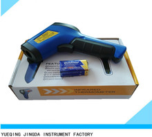 Digital Non-Contact Laser Temperature Gun IR Infrared Sight Handheld Thermometer SM380 Hot Portable Infrared Digital Thermometer