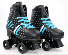 2017 new style hot sale four wheels skating shoes