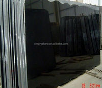 Shanxi black granite slab, Natural absolute black granite tile