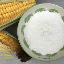 Food grade organic modified corn starch