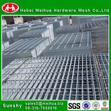 Meihua gi lattice steel plated bar grating with ISO 9001 certificate
