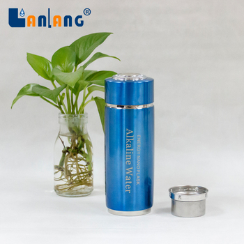 CM-ASS01 energy generator alkaline stainless steel water bottle