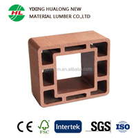 Hualong High Quality WPC Column for Pavilion with Good Price