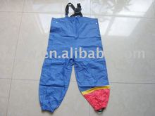 kid's bib trousers
