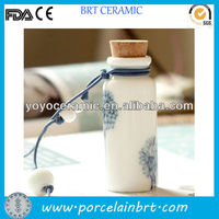 delicate hot sale ceramic coin saving bank money jar