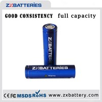 Original 3.7v rechargeable c18650 li-ion lithium battery for electric bicycle ,lithium ion car battery