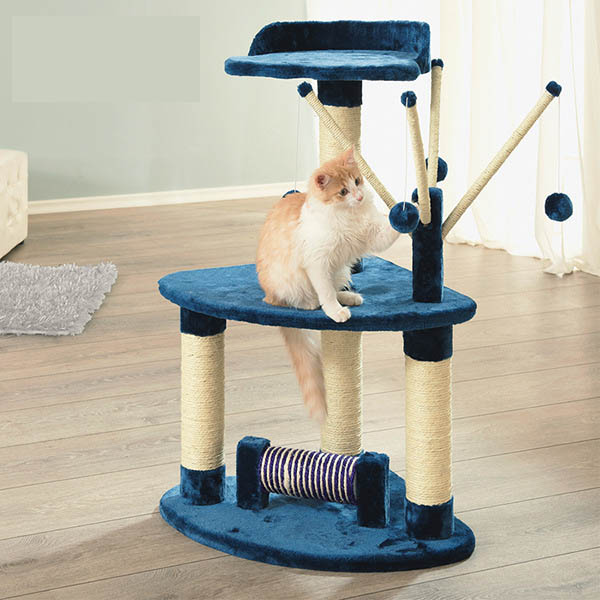 high quality best selling indoor cat tree custom cat furniture