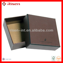 HOT!!! luxury brand gift paper box for men's watch