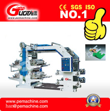 YT Series Four Color Bag Printing Machine Professional Flexo Printing Machine Manufacturer