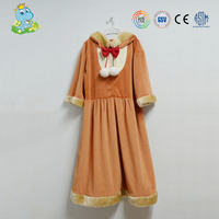 Wholesale kids unique cute christmas cosplay costumes