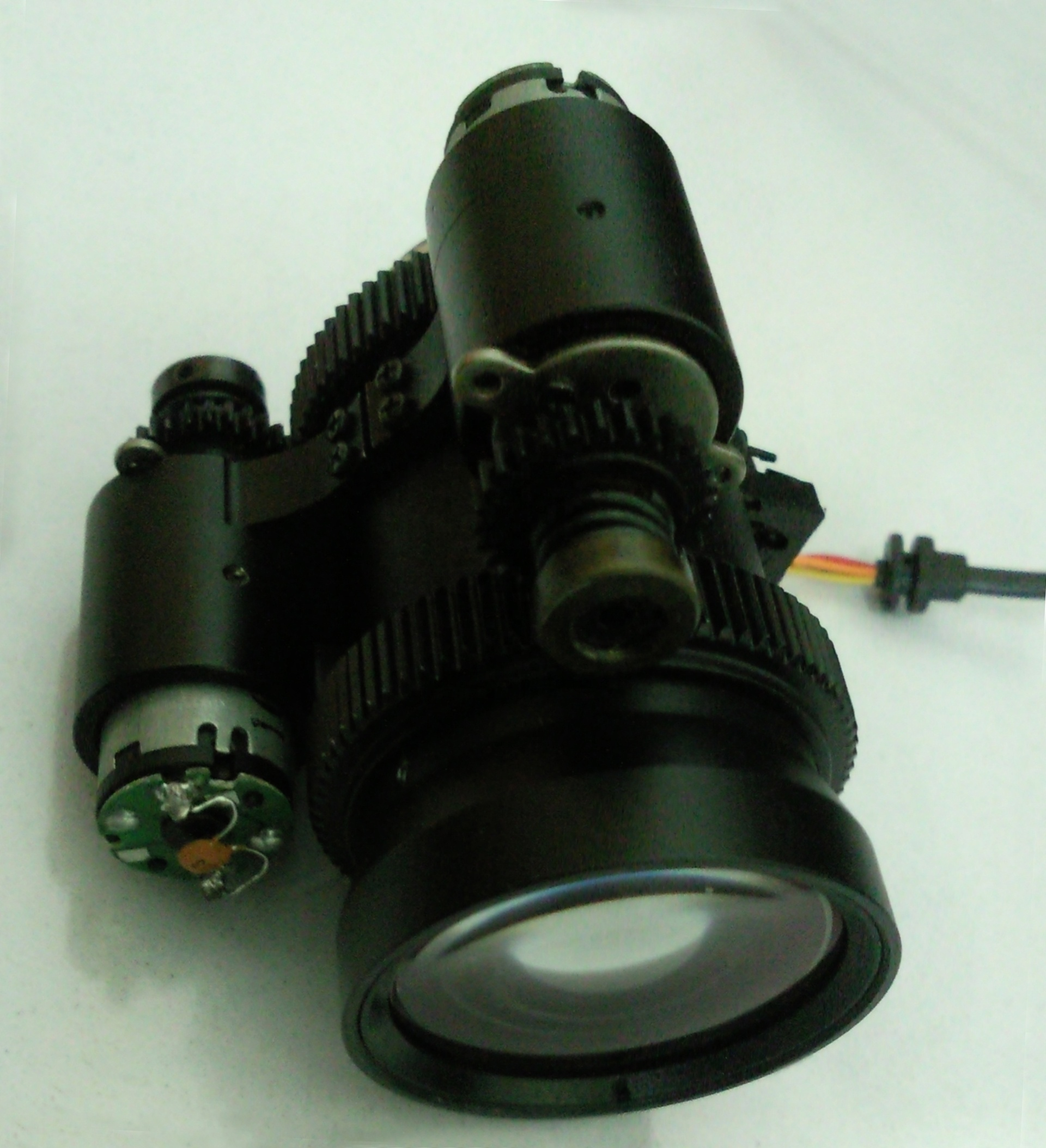 6-60 MM CCTV CS Auto-Iris Zoom Motorized camera Lens