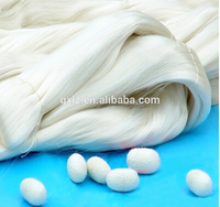 mulberry raw silk from China with 3A----6A