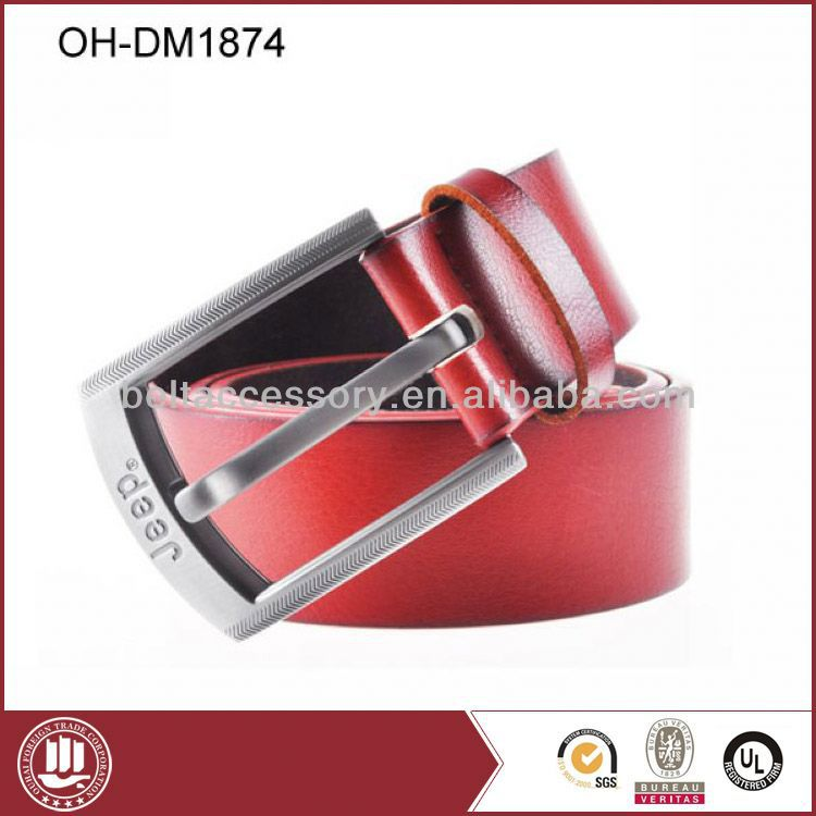 High Quality Wholesale Leather Belt Blanks