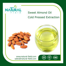 Cosmetic Grade Carrier Oil Pure Almond Oil for Skin, 100% Natural Almond Oil Bulk