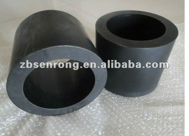 15% Graphite Filled PTFE Tube /pipes/Rod/bar, PTFE Filled Products