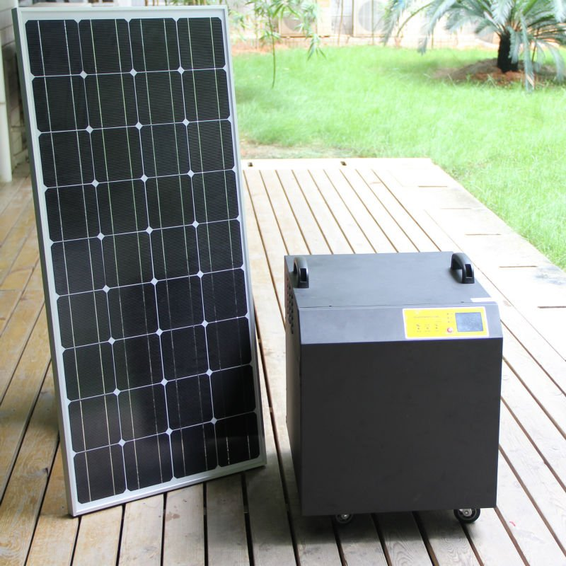 LFS-MSP1000 used solar generators for sale